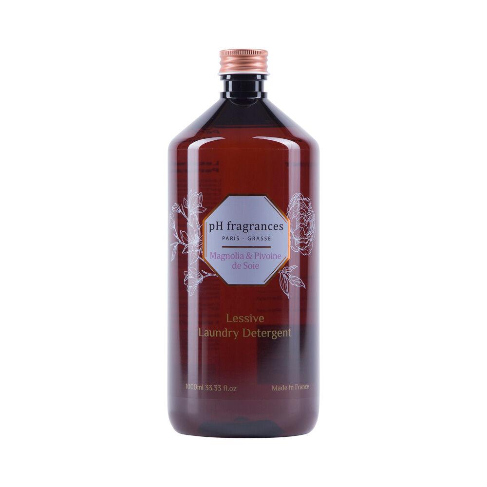 pH fragrances Magnolia&Pivoine de Soie Lessive 1 l