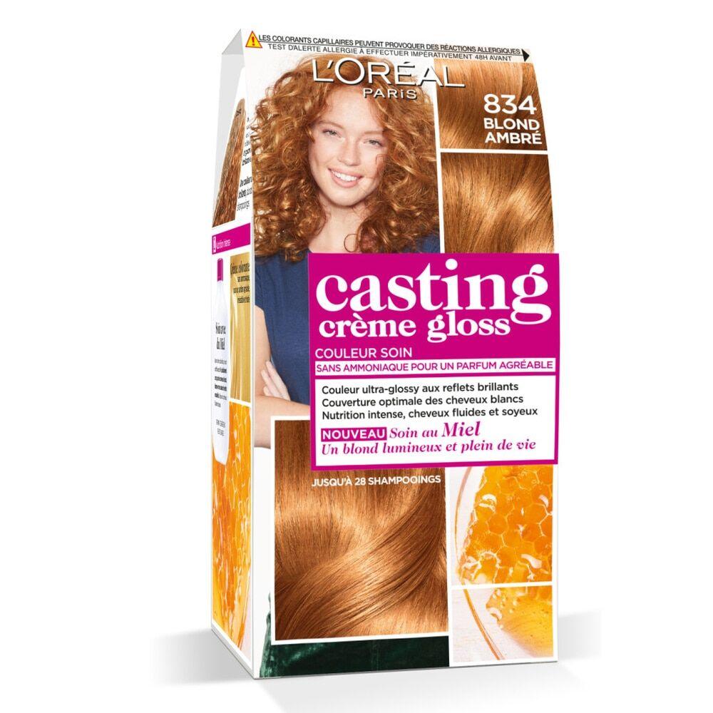 L'Oréal Paris Casting Crème Gloss Health Look Coloration Coloration Capillaire Permanente