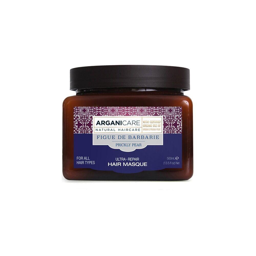 Arganicare Masque à l'huile de figue de Barbarie Nourrissant Pour cheveux secs