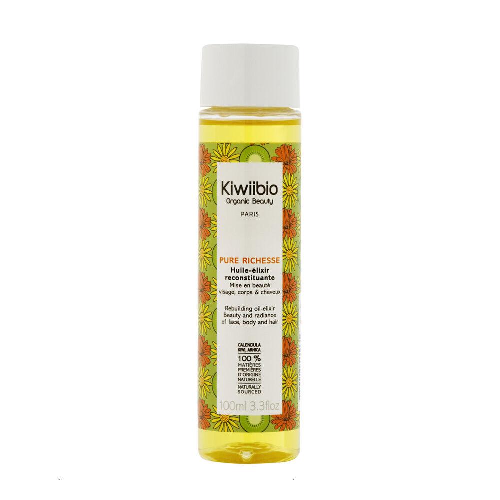 Kiwiibio Pure richesse huile elixir 100ml