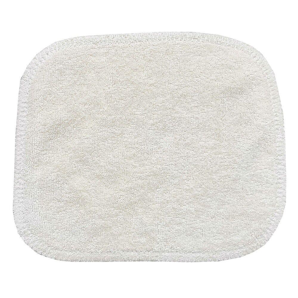 Avril Grand carré bébé lavable en coton bio