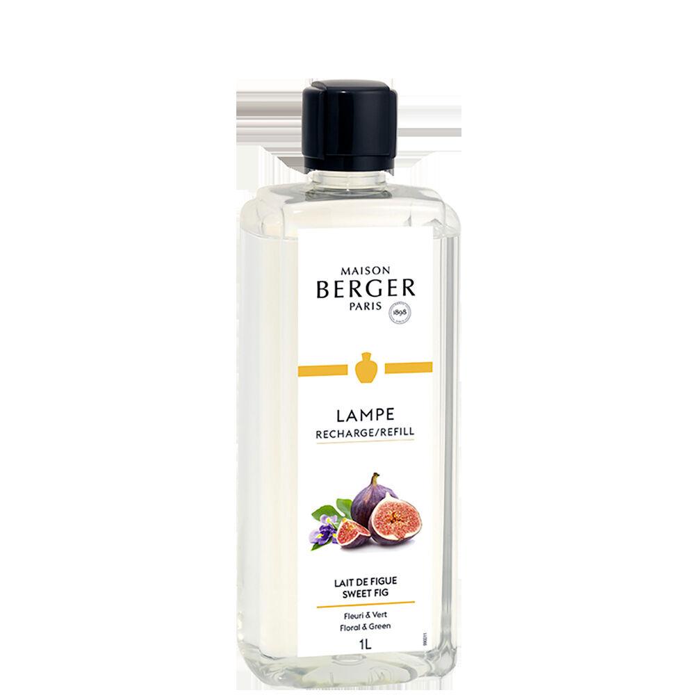 Maison Berger Catalyse 1L recharge parfum de maison pour Lampe Berger 1L Lait de figue