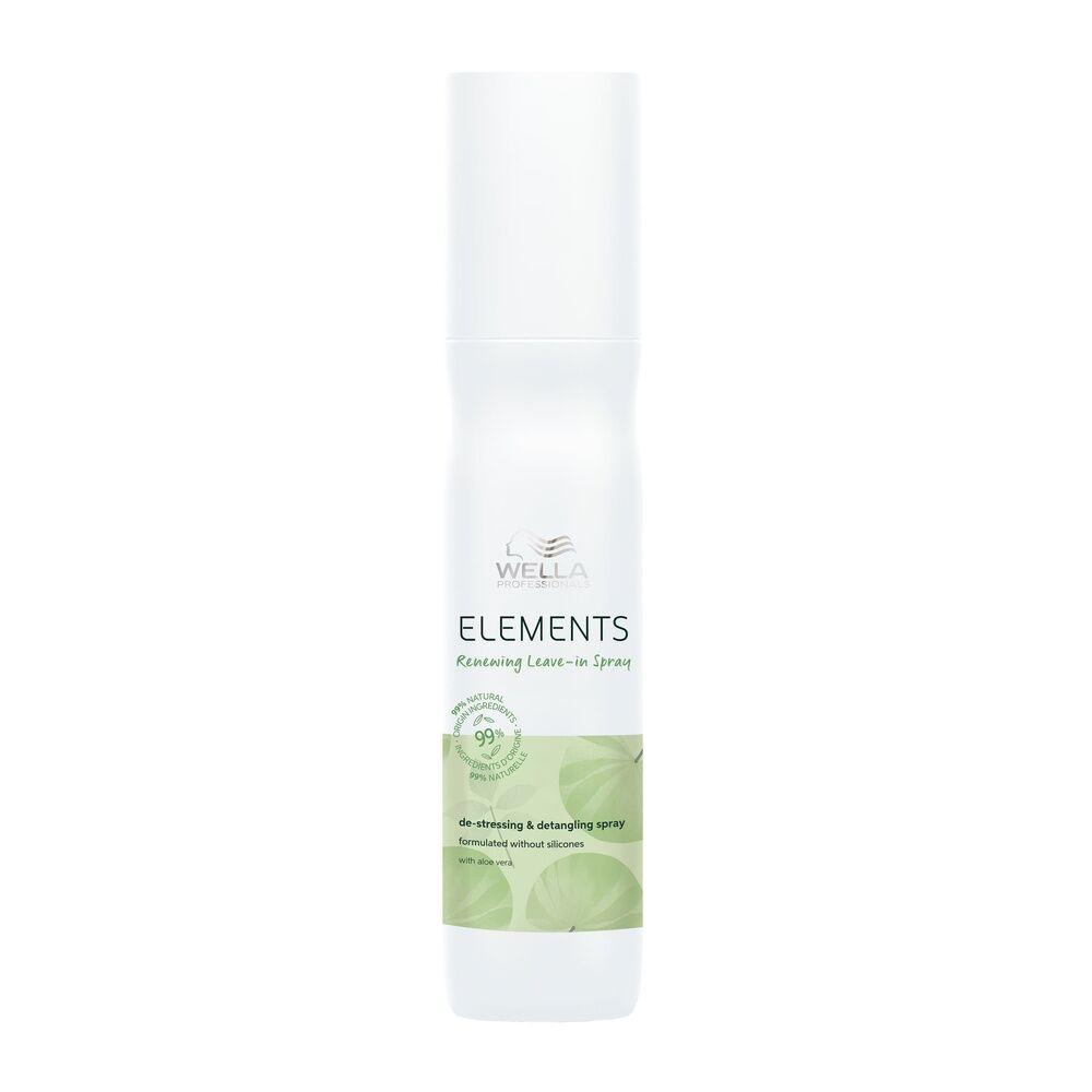 Wella Spray soin sans rincage Renewing Spray déstressant & démélant pour tous types de cheveux