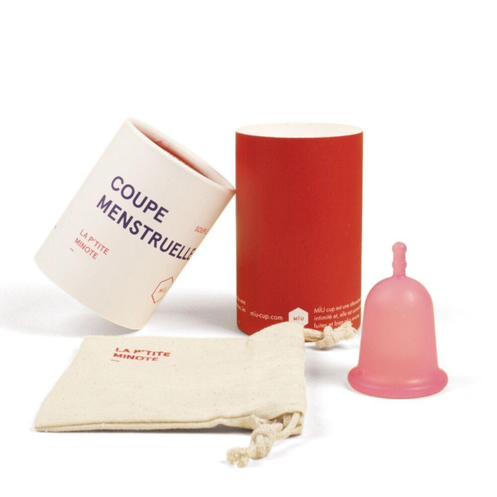 Miu Cup menstruelle Souple