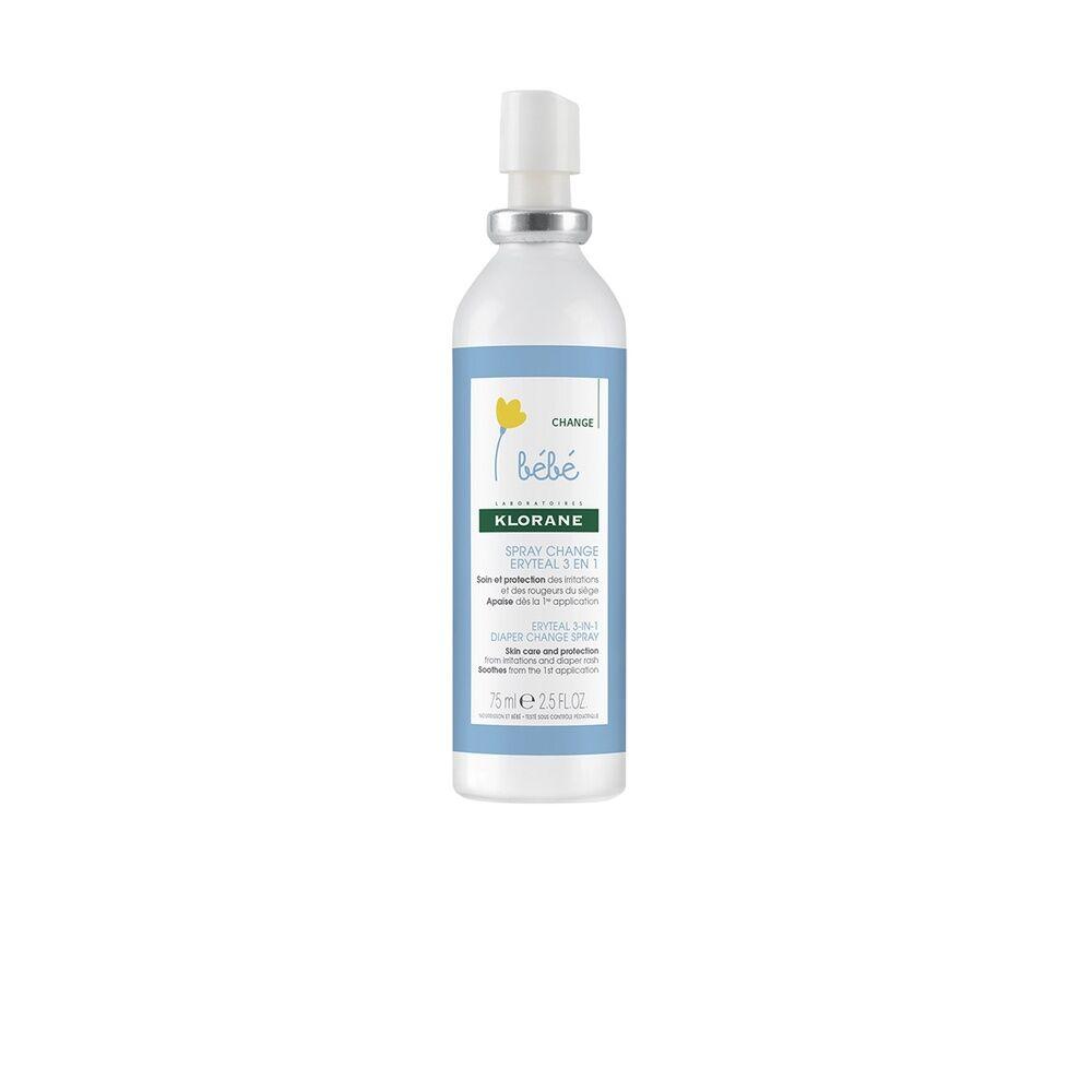 Klorane Erytéal Spray pour le change 75ml Spray pour le change
