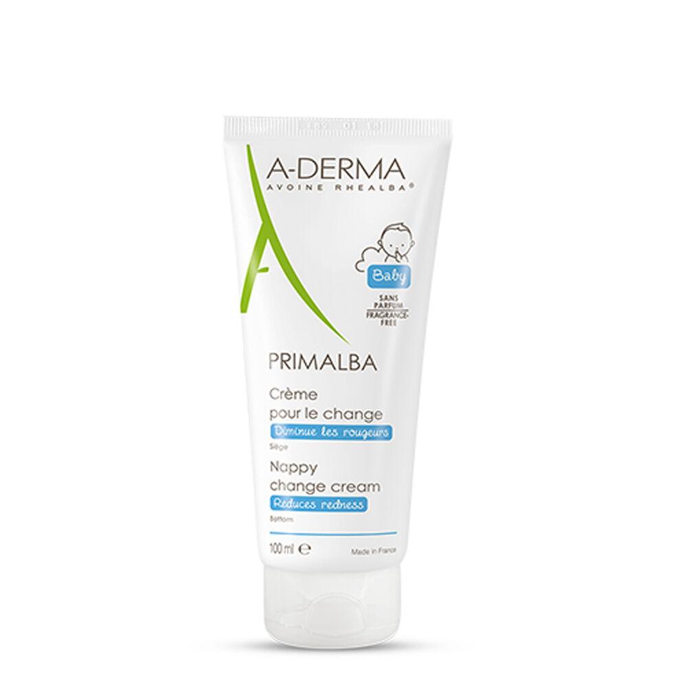 A-Derma Primalba Crème pour le change 100 ml Crème