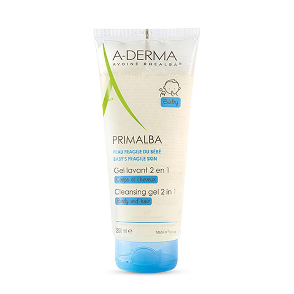 A-Derma Primalba Gel Lavant Douceur tube 200ml Gel lavant