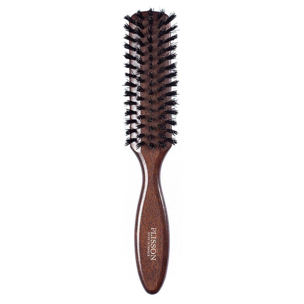 Plisson  Brosse à Cheveux Homme - 100% Sanglier