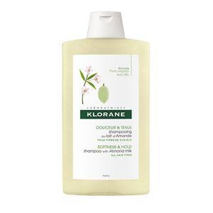 Klorane lait d'Amande Shampooing  400 ml Shampooing - Publicité