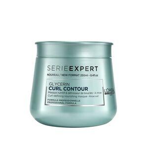 L'Oréal Professionnel Paris Curl contour Masque cheveux ondulés et bouclés - Publicité