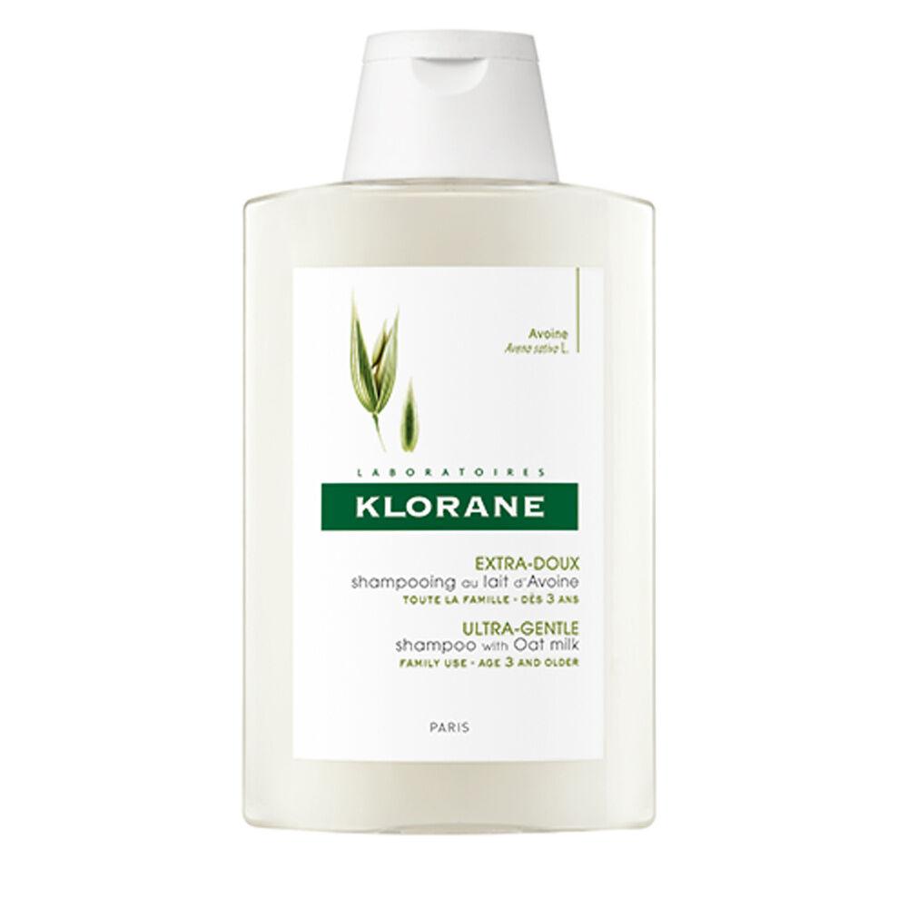 Klorane Lait Avoine Shampooing 200 ml Shampooing