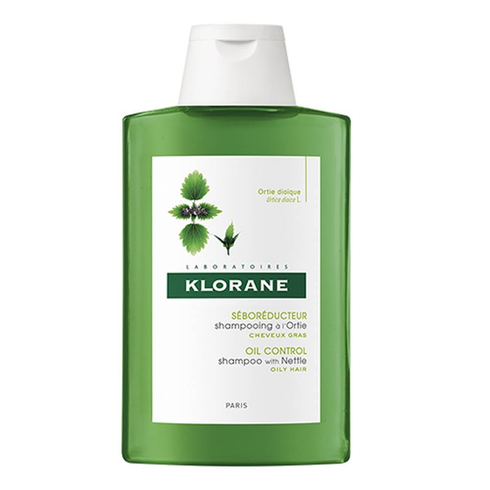 Klorane Ortie blanche Shampooing 200 ml Shampooing