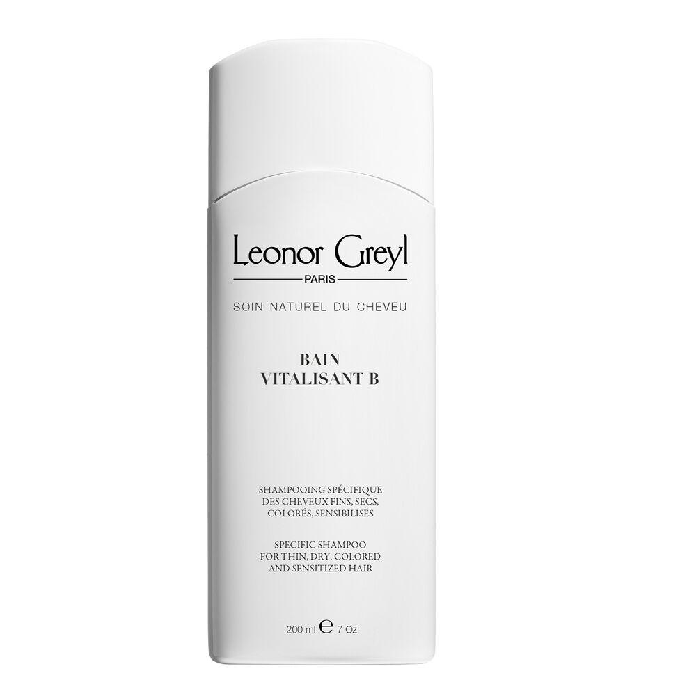 Leonor Greyl Bain Vitalisant Shampoing Cheveux Colorés
