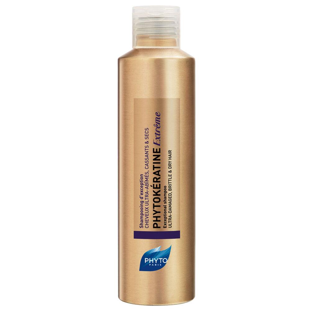 PhytoKératine Extrême Shampooing Cheveux Abîmés, Cassants