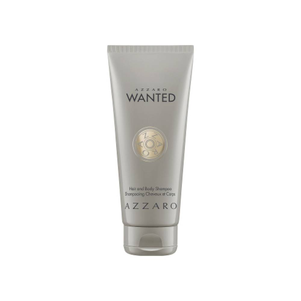 Azzaro Wanted Gel Douche Cheveux & Corps