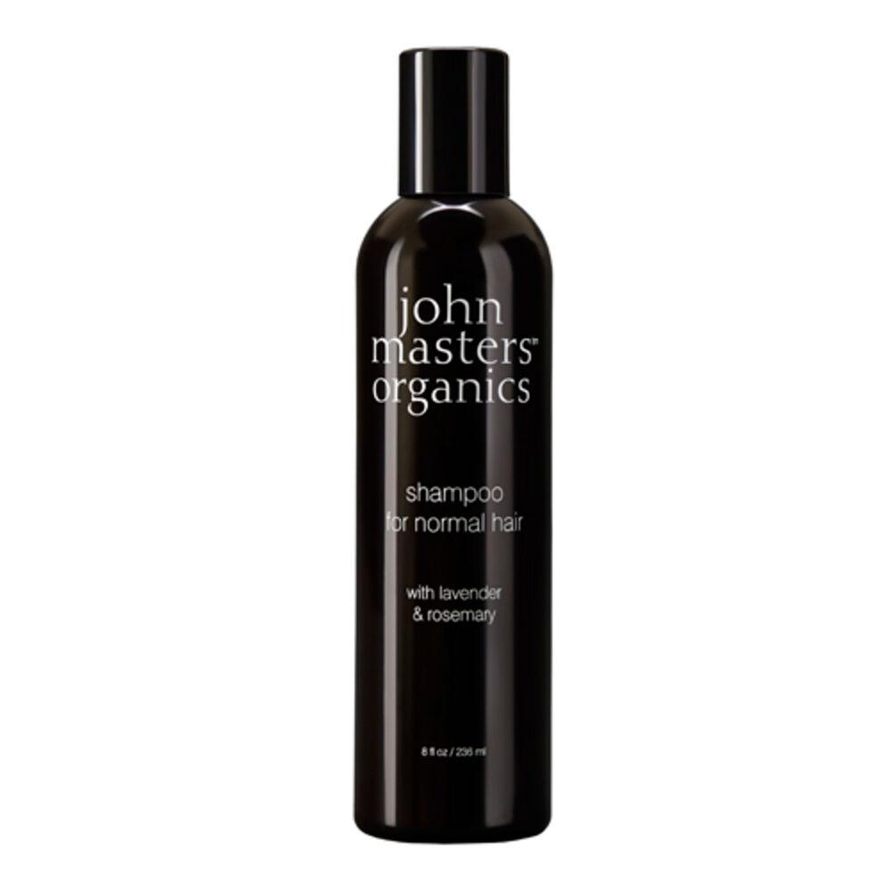 John Masters Organics Shampoing pour cheveux normaux à la lavande et au romarin