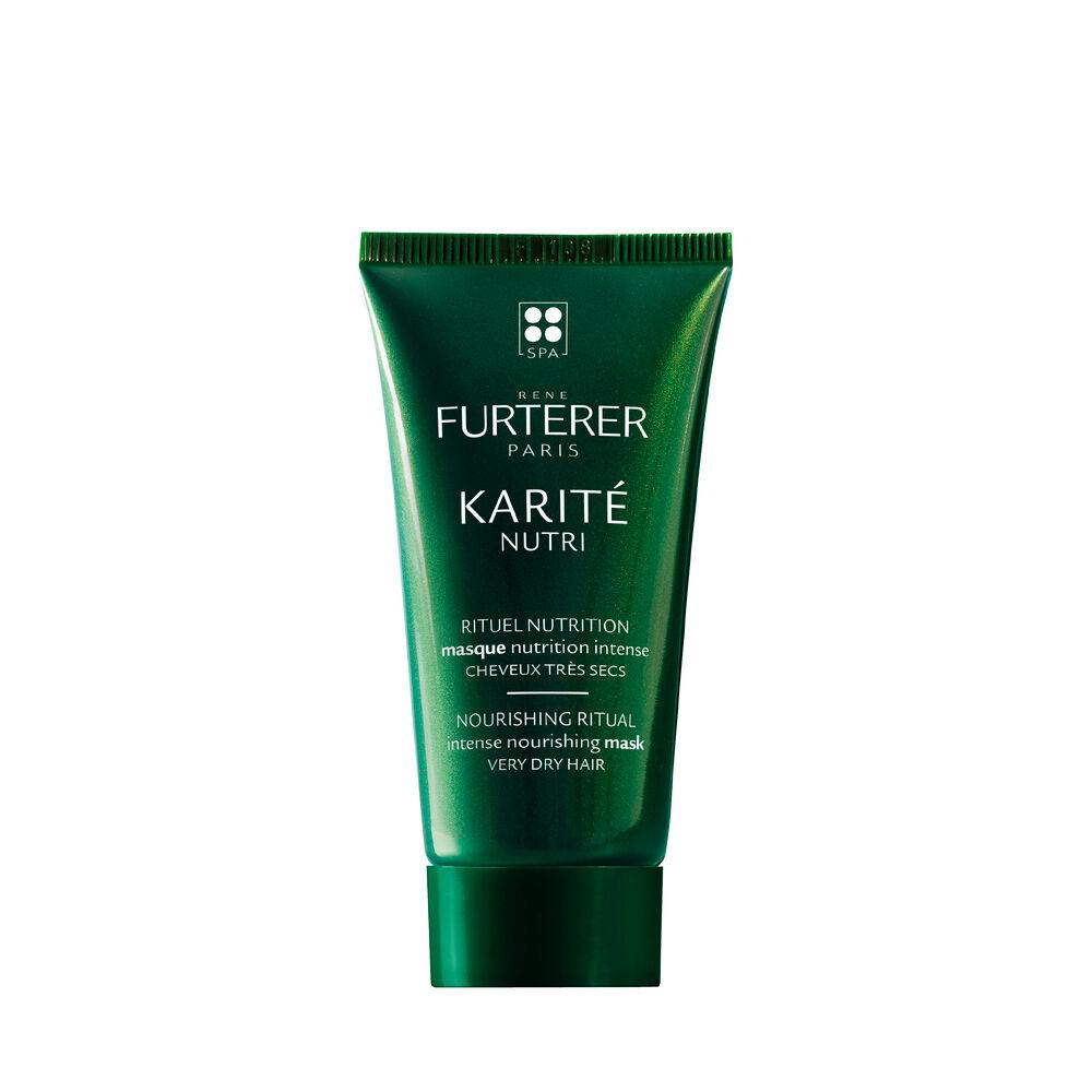 Furterer KARITE NUTRI MASQUE 30ML Masque  - nourrissant et démêlant - Cheveux très secs