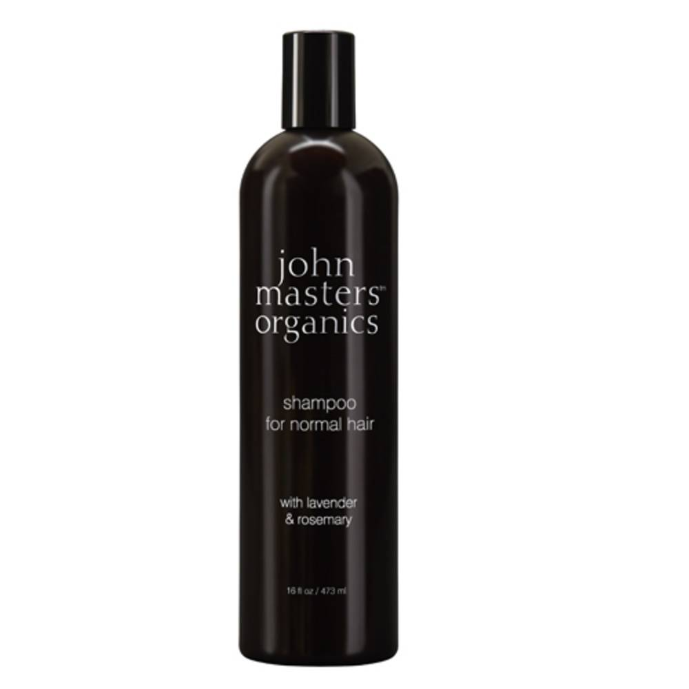 John Masters Organics Shampoing pour cheveux normaux à la lavande et au romarin 473 ml