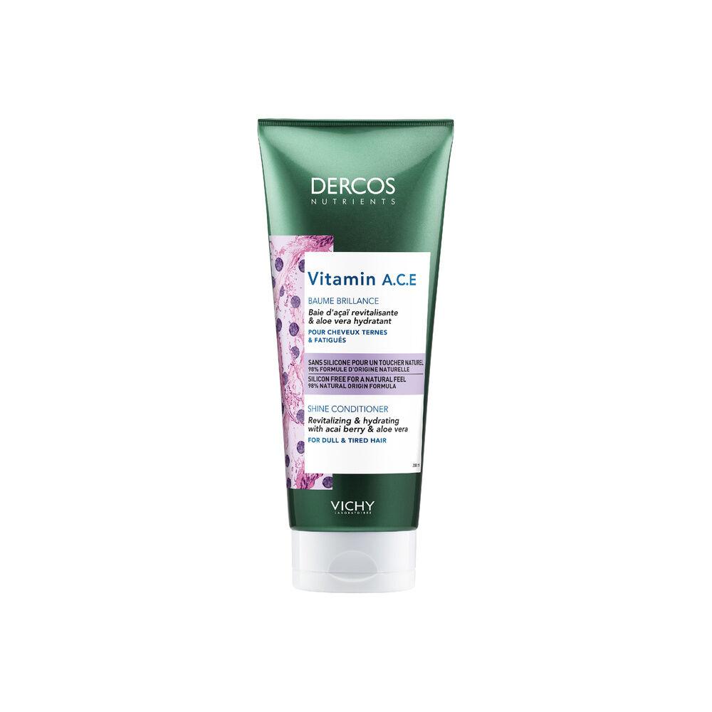 Vichy Dercos Technique Nutrients Après-Shampoing Démélant Cheveux Ternes
