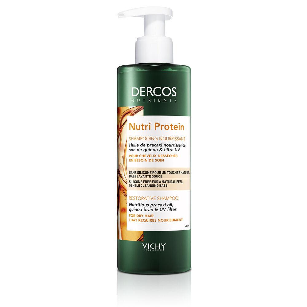 Vichy Dercos Technique Nutrients Shampooing Nourissant pour Cheveux Secset Désséchés