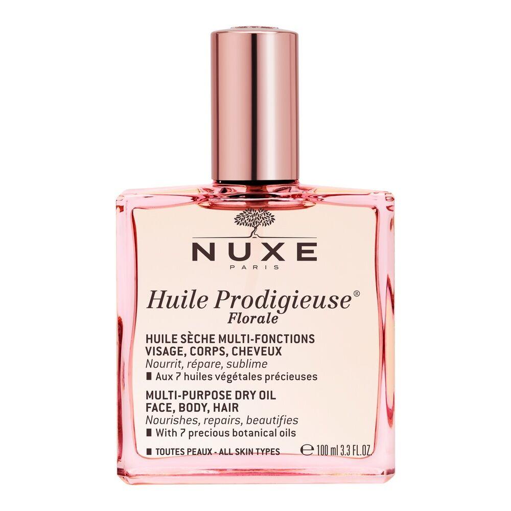 Nuxe Huile Prodigieuse® Florale Huile sèche multi-fonctions visage, corps, cheveux