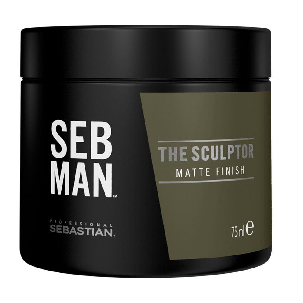 Seb Man Soin Cheveux Argile coiffante 75ml