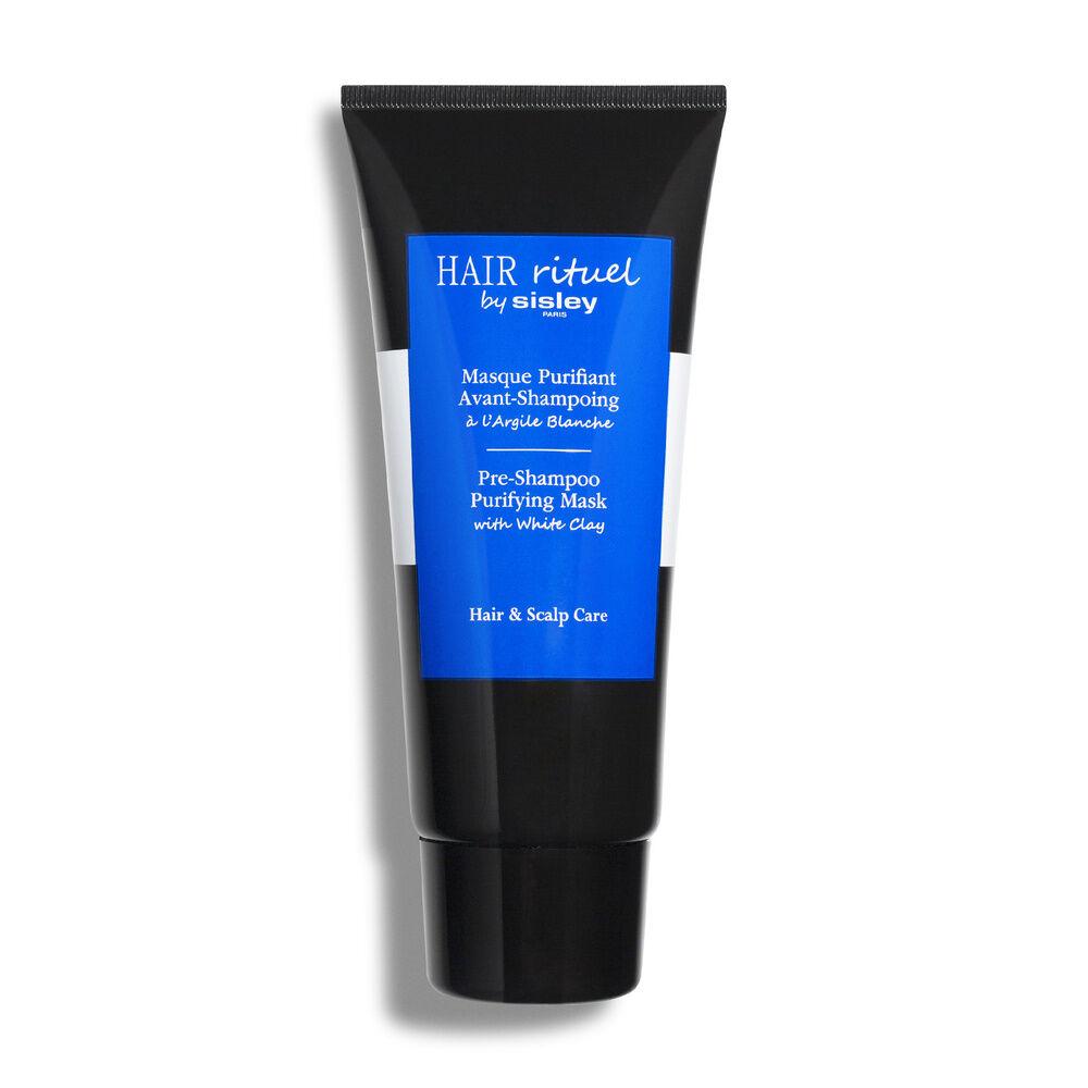 Hair Rituel By Sisley Masque Purifiant Avant- Shampoing à l'Argile Blanche Masque