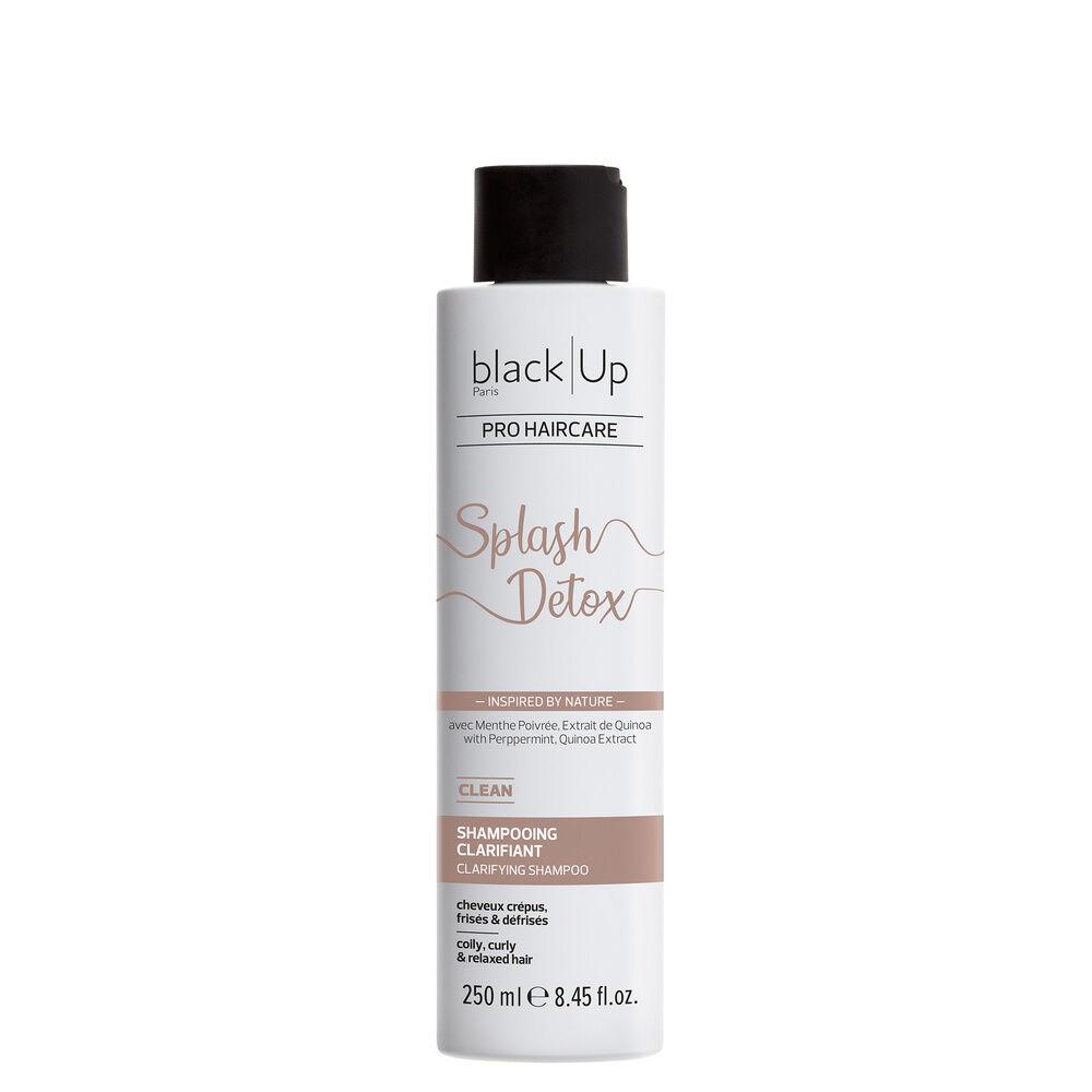Black Up Splash Detox - Shampooing Clarifiant Shampooing Clarifiant