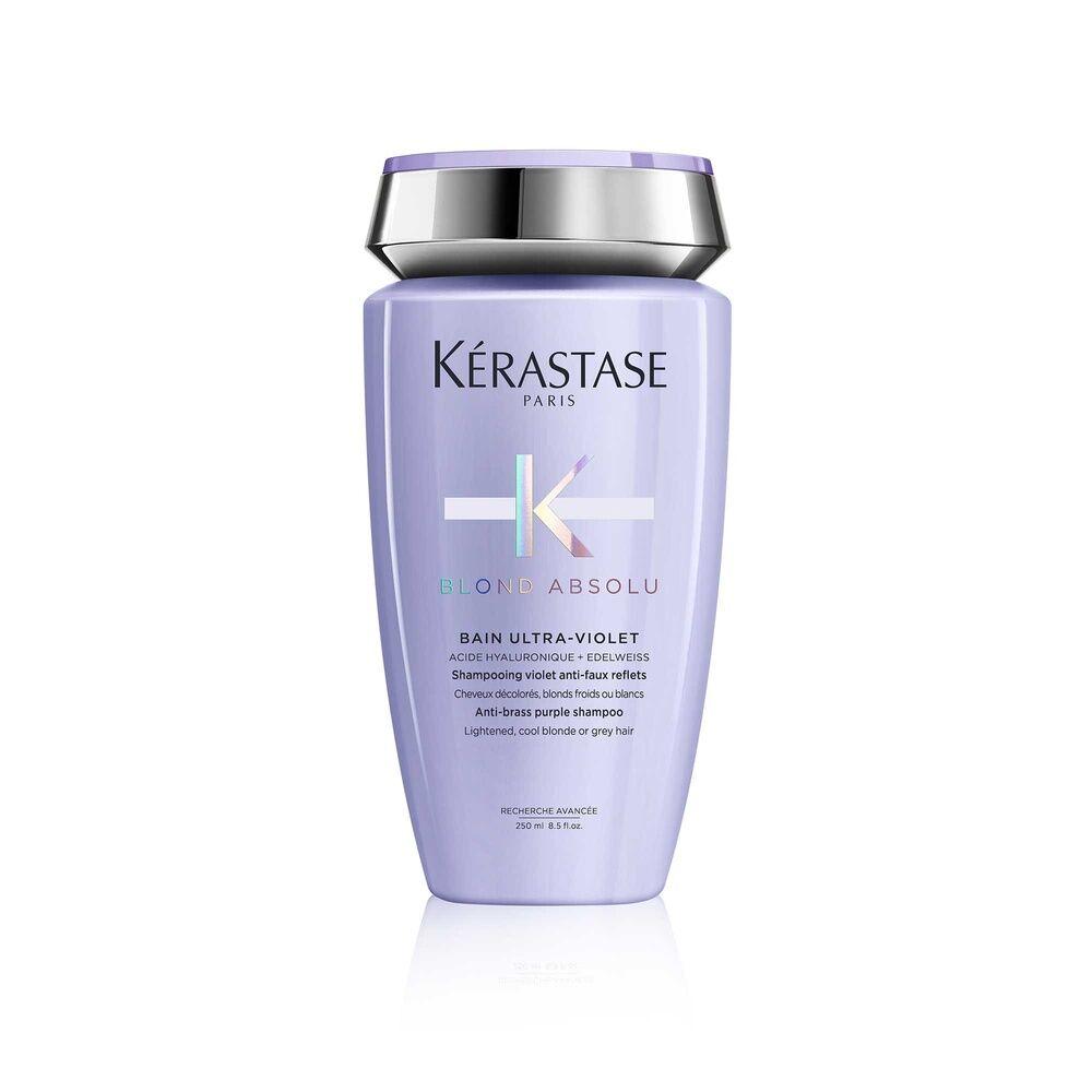 Kérastase Blond Absolu Bain Ultra-violet shampooing cheveux blonds