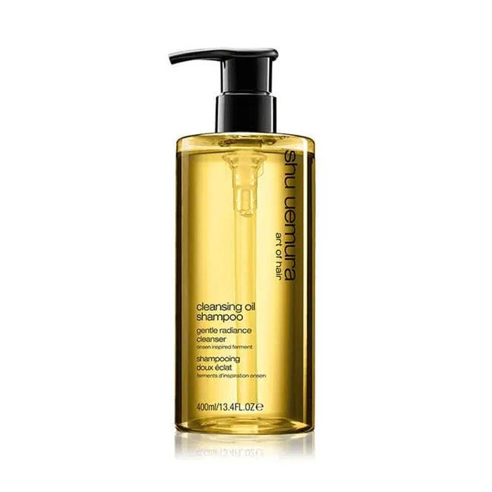 ART cleansing oil doux éclat shampooing pour tous types de cheveux