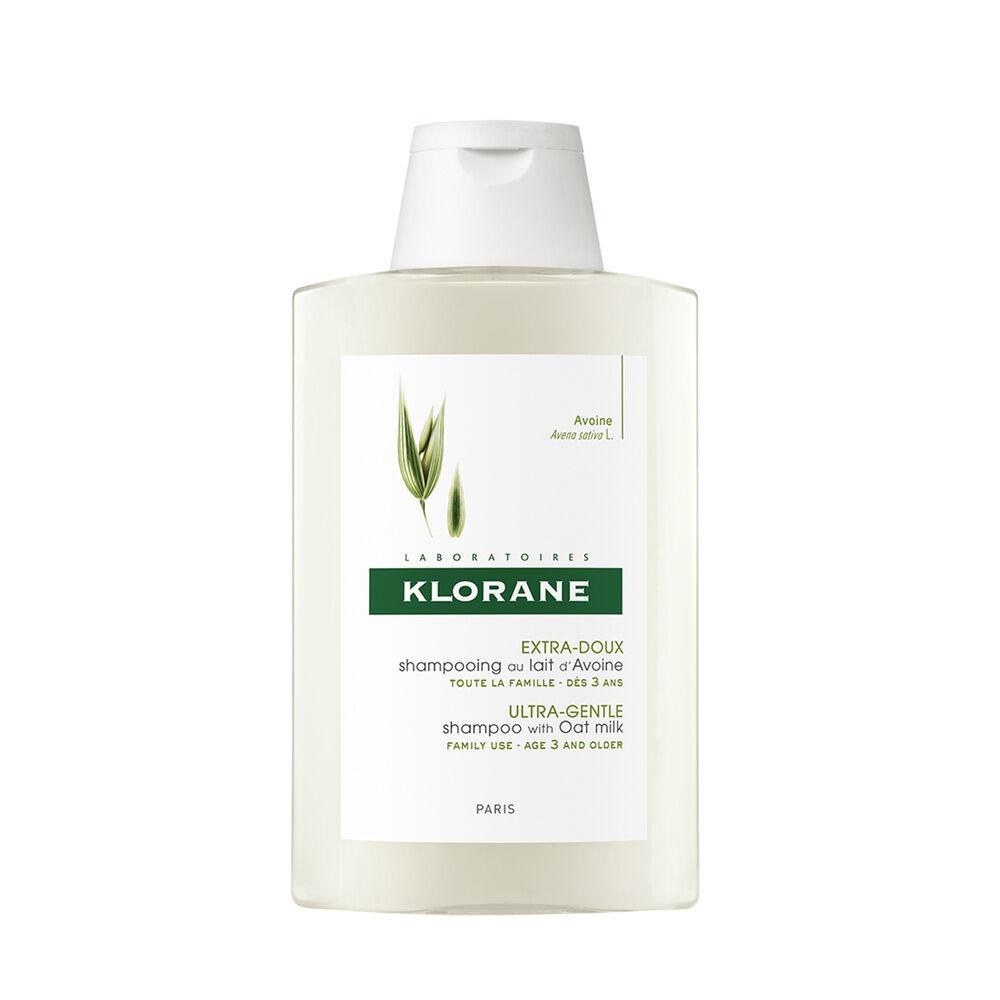 Klorane lait d'Avoine Shampooing  200 ml Shampooing