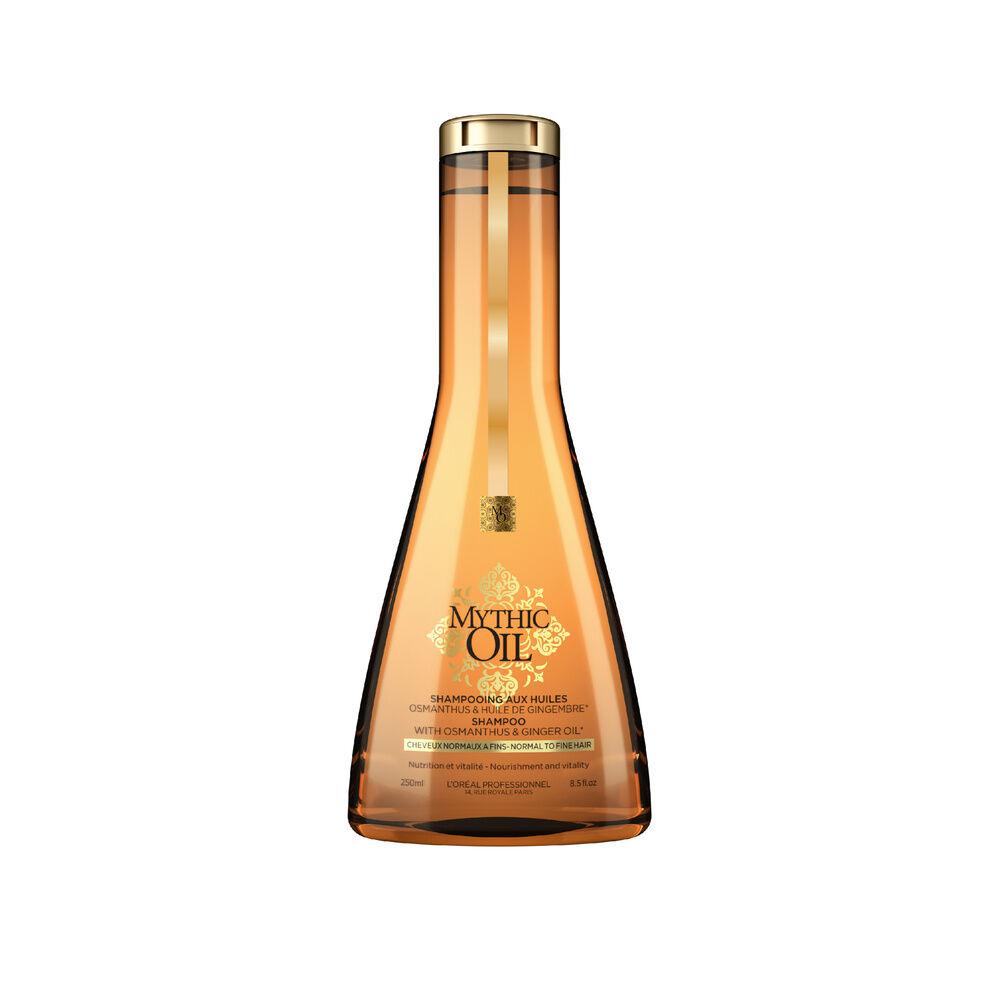 L'Oréal Professionnel Paris Mythic Oil Shampooing aux huiles - cheveux fins