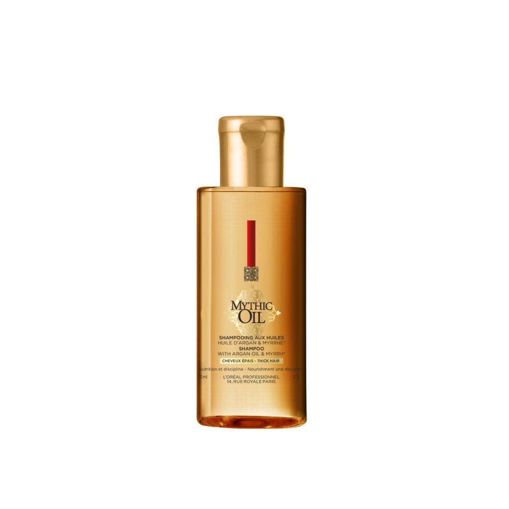 L'Oréal Professionnel Paris Mythic Oil Shampooing aux huiles - cheveux épais
