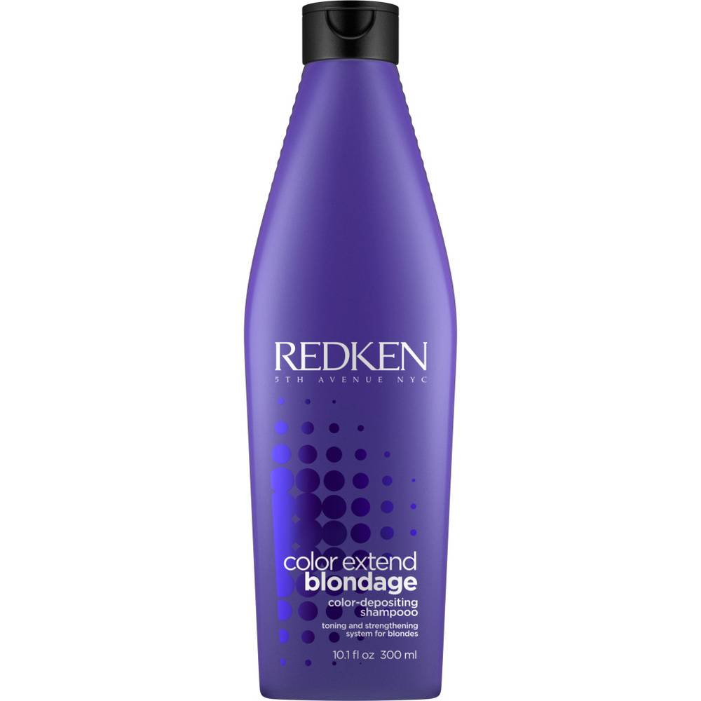 Redken Color Extend Blondage - Shampoing Shampoing neutralisant cheveux blonds