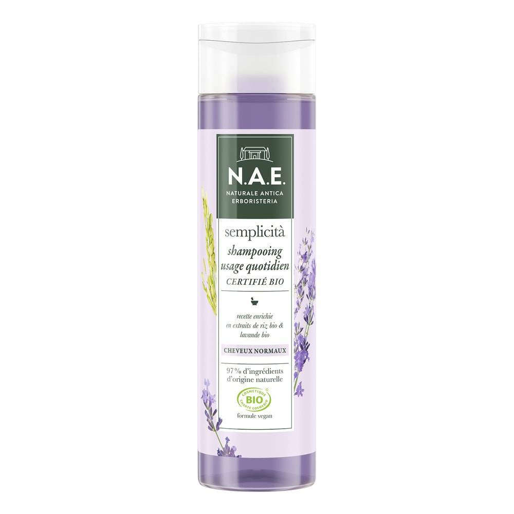N.A.E. SHAMPOOING BIO QUOTIDIEN - SEMPLICITA Shampooing