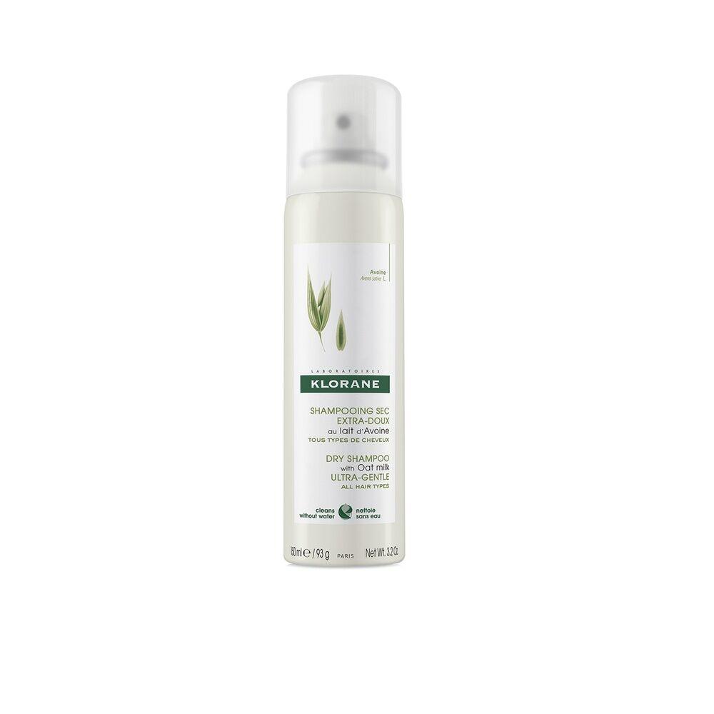 Klorane Lait d'Avoine Shampooing  Sec spray 150ml Shampooing sec