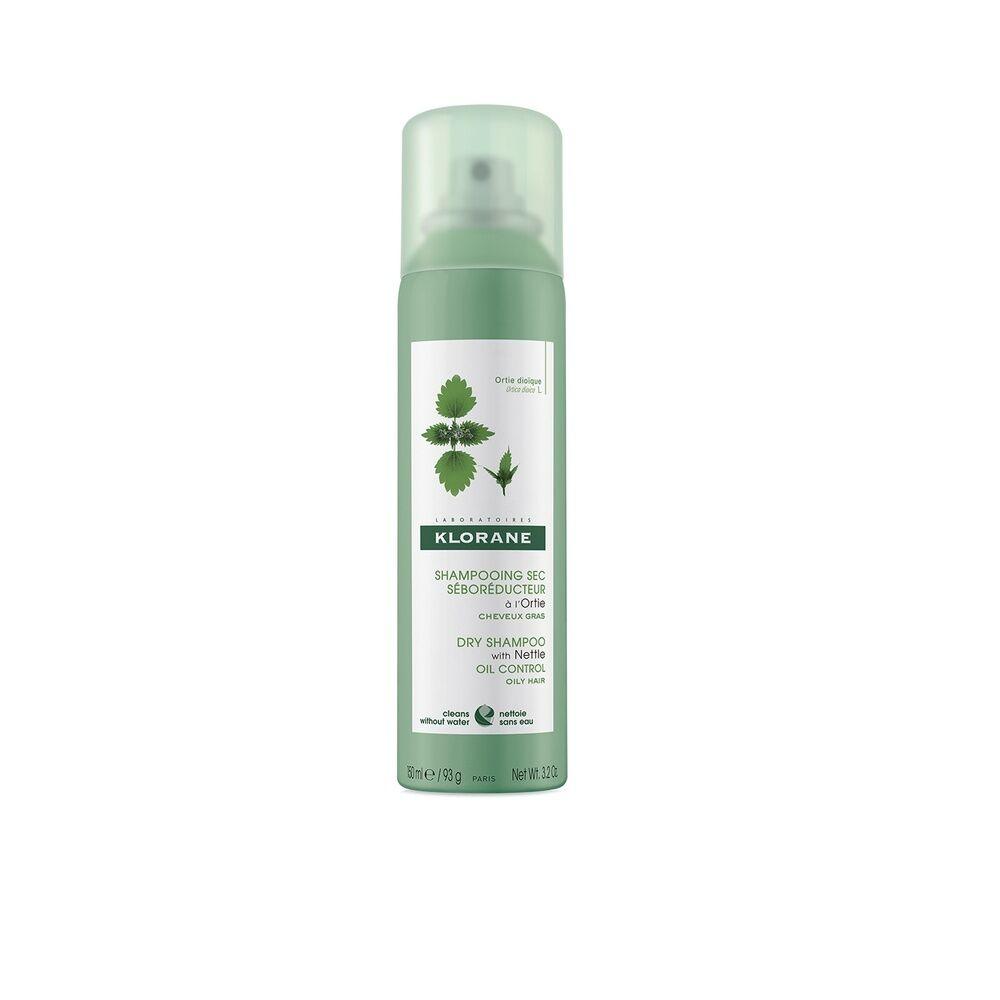 Klorane Ortie Shampooing  Sec spray 150 ml Shampooing sec