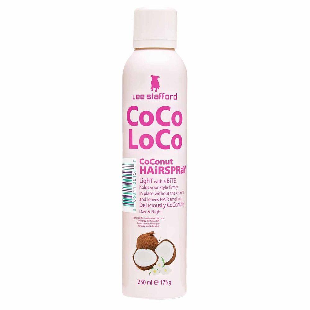 Lee Stafford Coconut Hair Spray 250ml soins