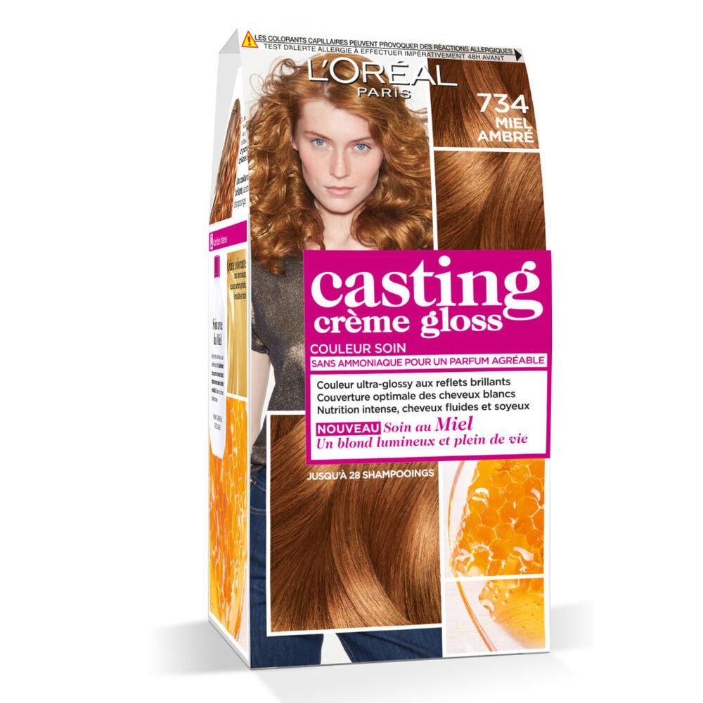 L'Oréal Paris Casting Crème Gloss Coloration Coloration Capillaire Non Permanente