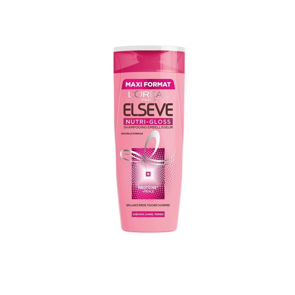 L'Oréal Paris Elseve Nutri-Gloss Shampoing embellisseur brillance cheveux ternes