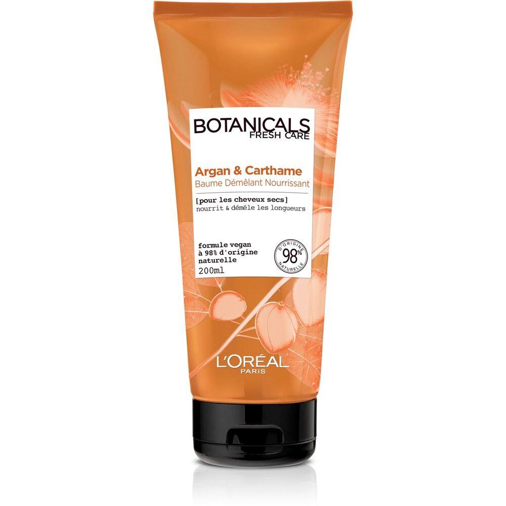 L'Oréal Paris Botanicals Fresh Care Carthame InfusionRichesse Après-Shampoing baume démêlant nourrissant cheveux secs