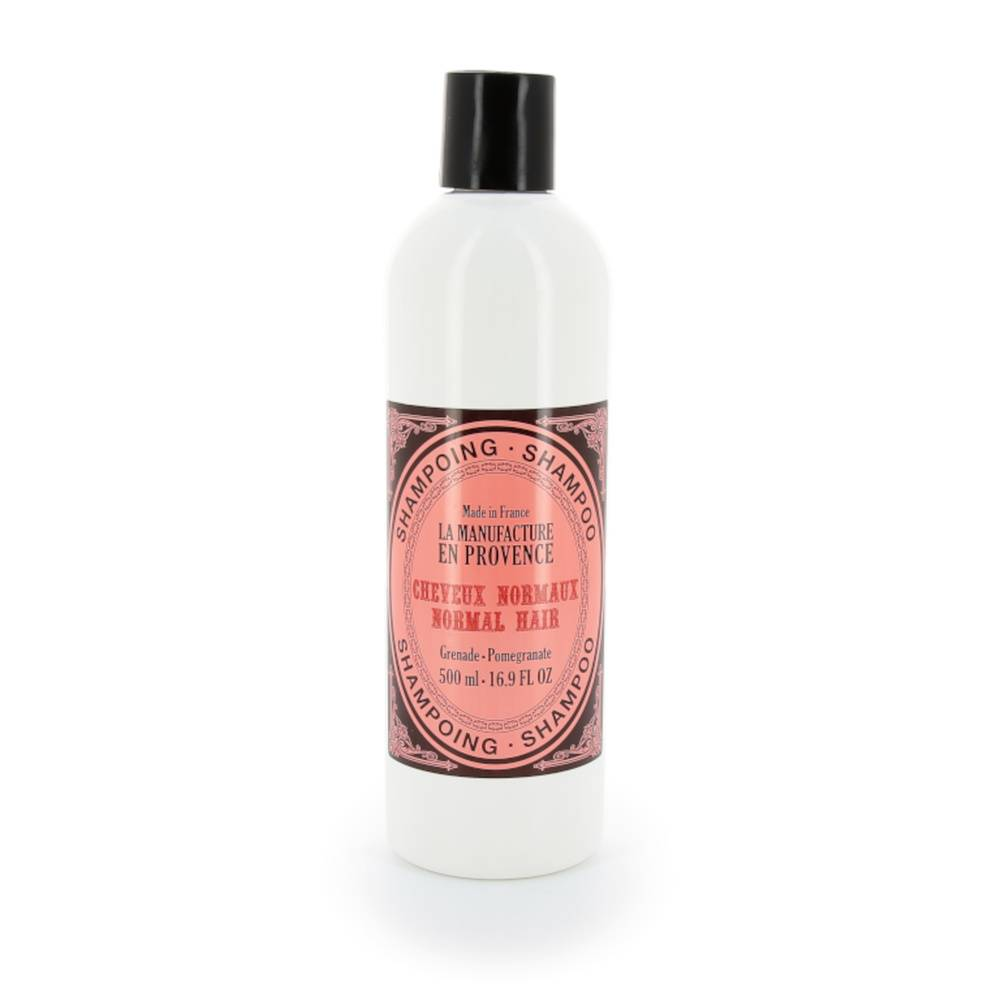 La Manufacture en Provence Shampoing cheveux normaux Grenade BIO SHAMPOING BIO