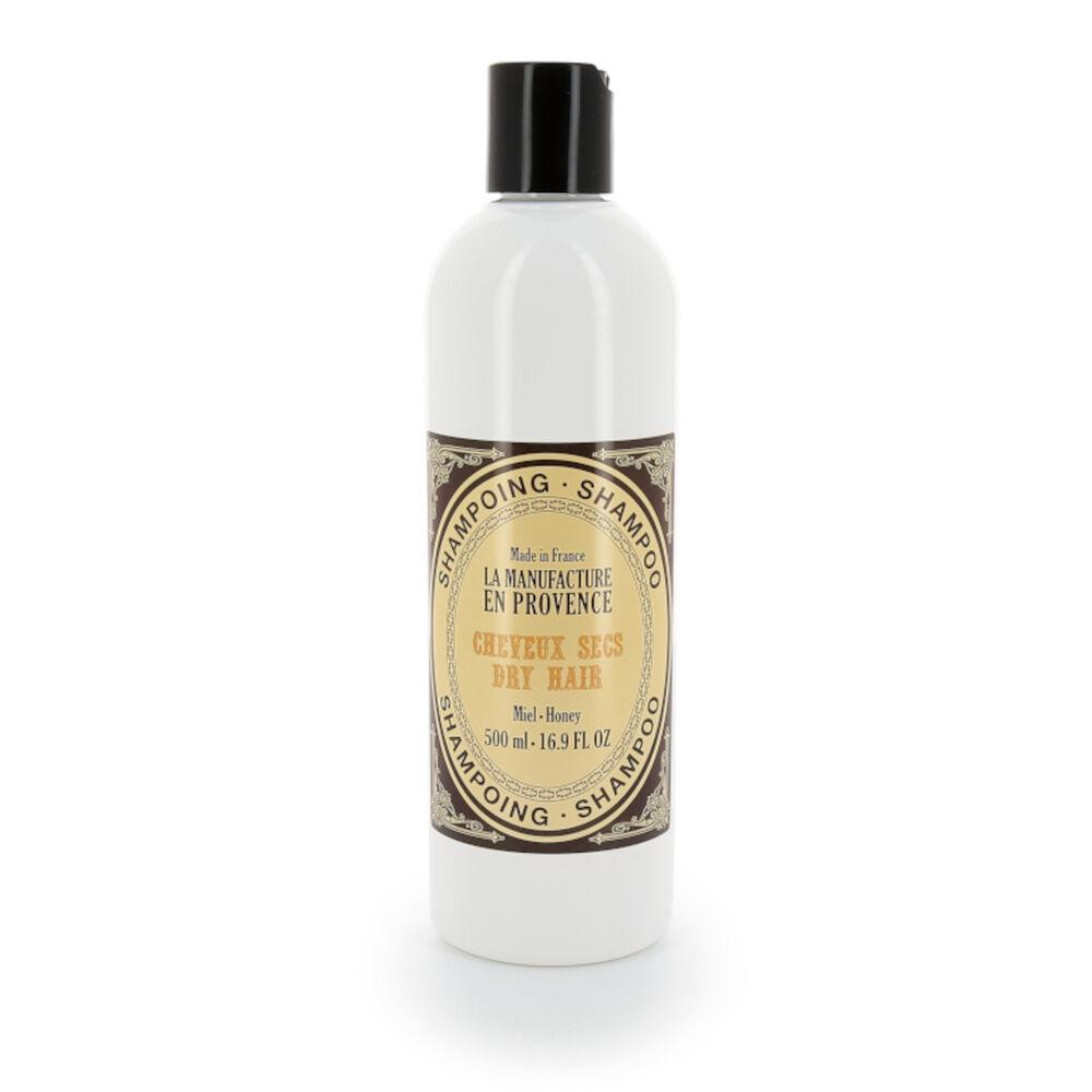 La Manufacture en Provence Shampoing cheveux sec Miel BIO SHAMPOING BIO