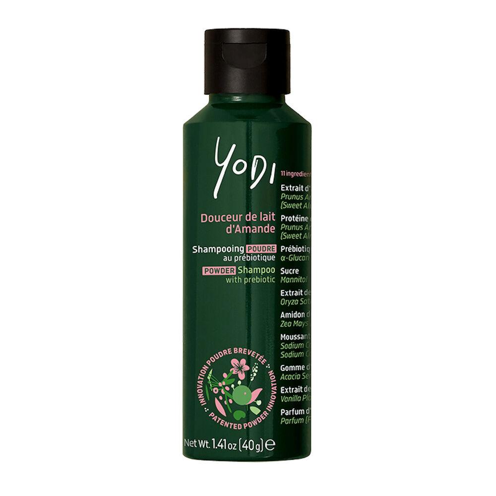 Yodi Douceur de lait d'amande  Shampoing Poudre au Prébiotique Shampoing