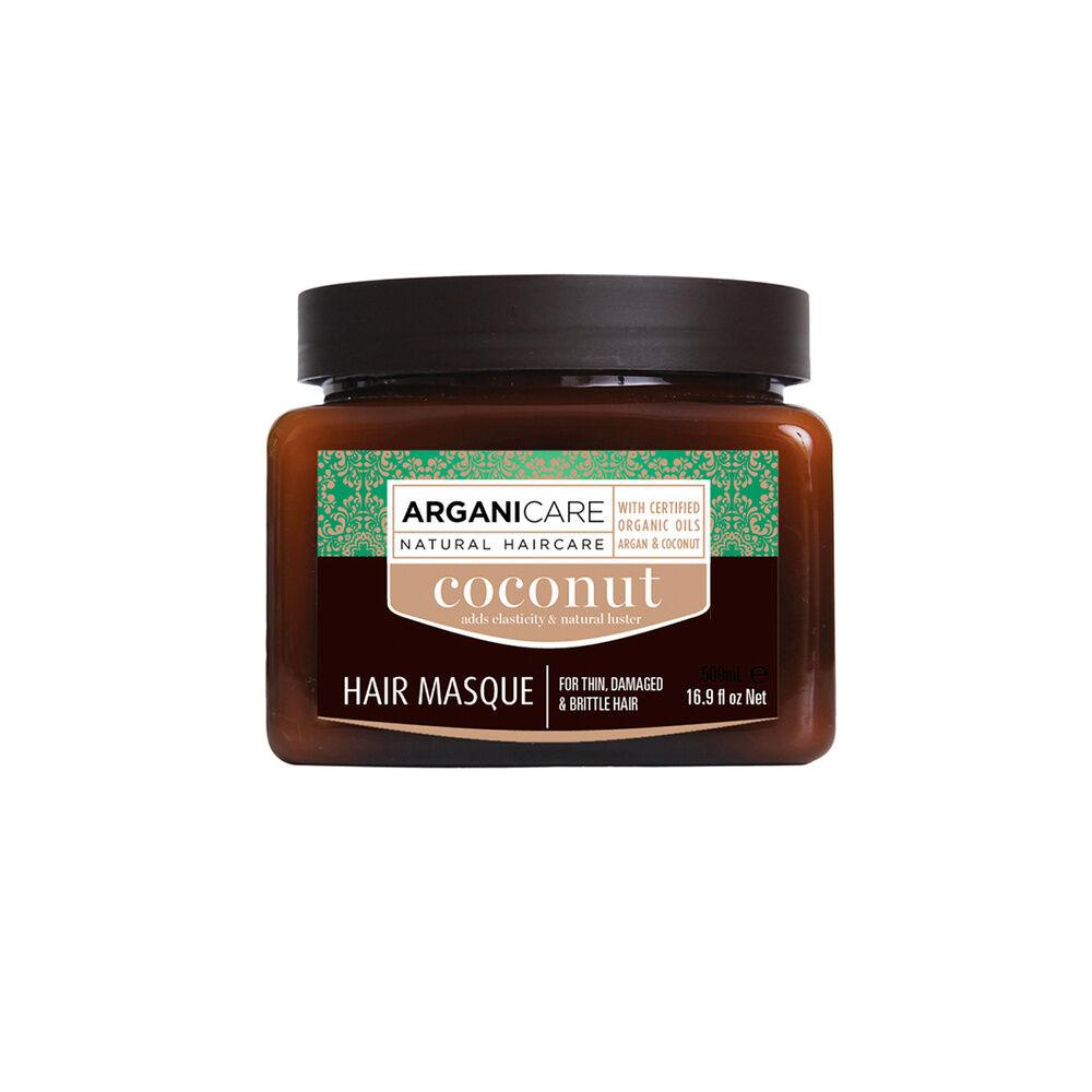 Arganicare Masque à l'huile de noix de coco ultra nourrissant  Pour cheveux très secs , frisés, afros