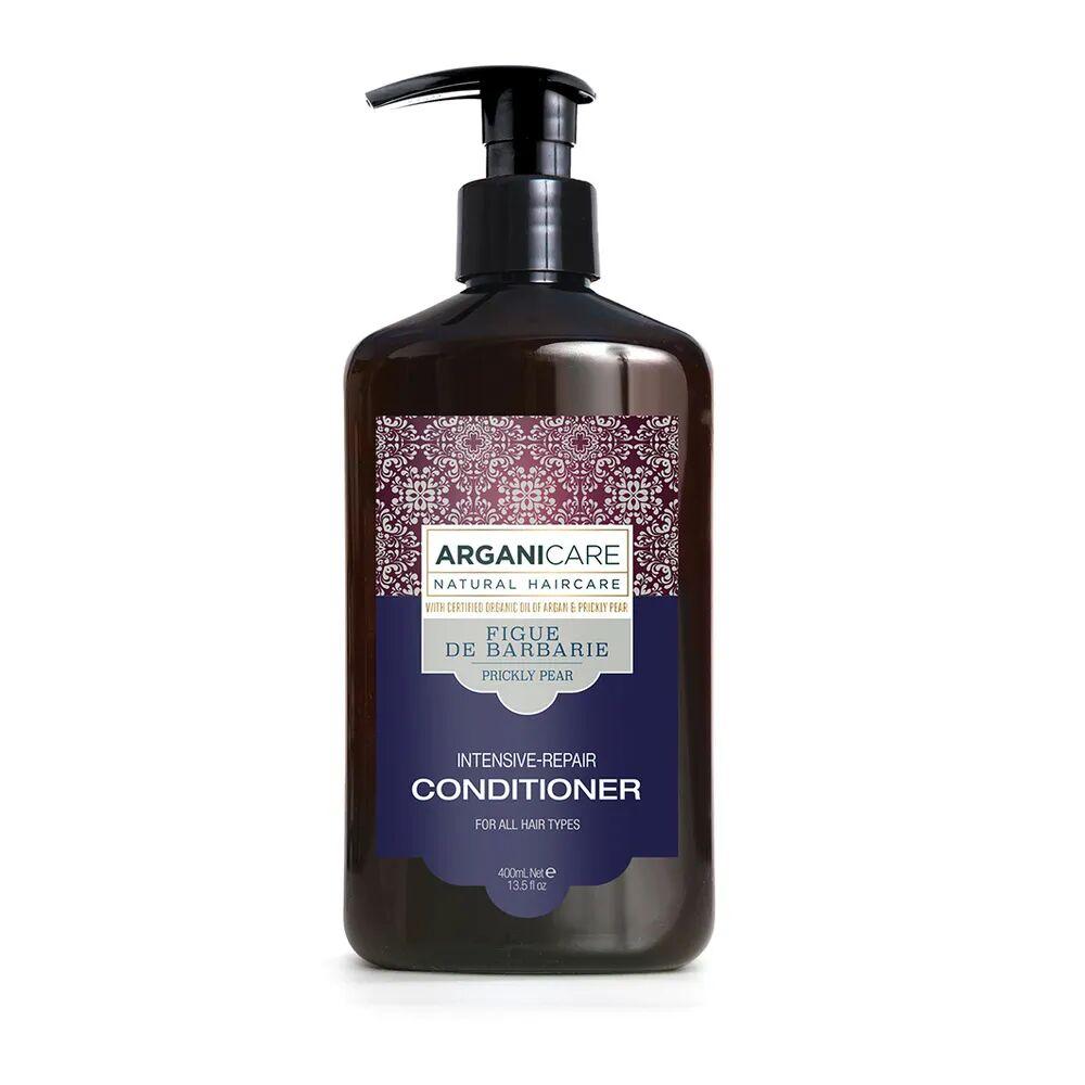 Arganicare Après shampooing à l'huile de figue de Barbarie Fortifiant Pour cheveux secs