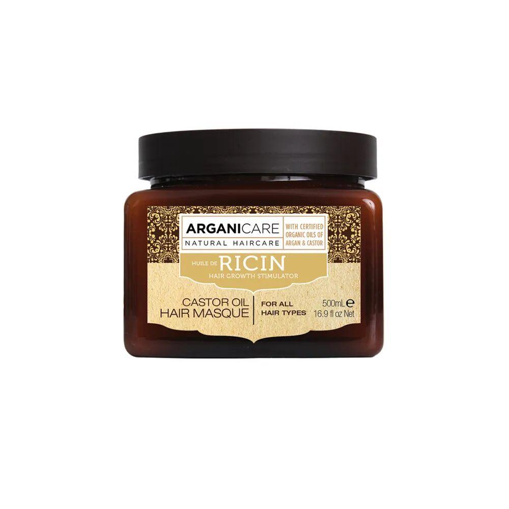Arganicare Masque à lhuile de ricin renforçateur Pour tous types de cheveux