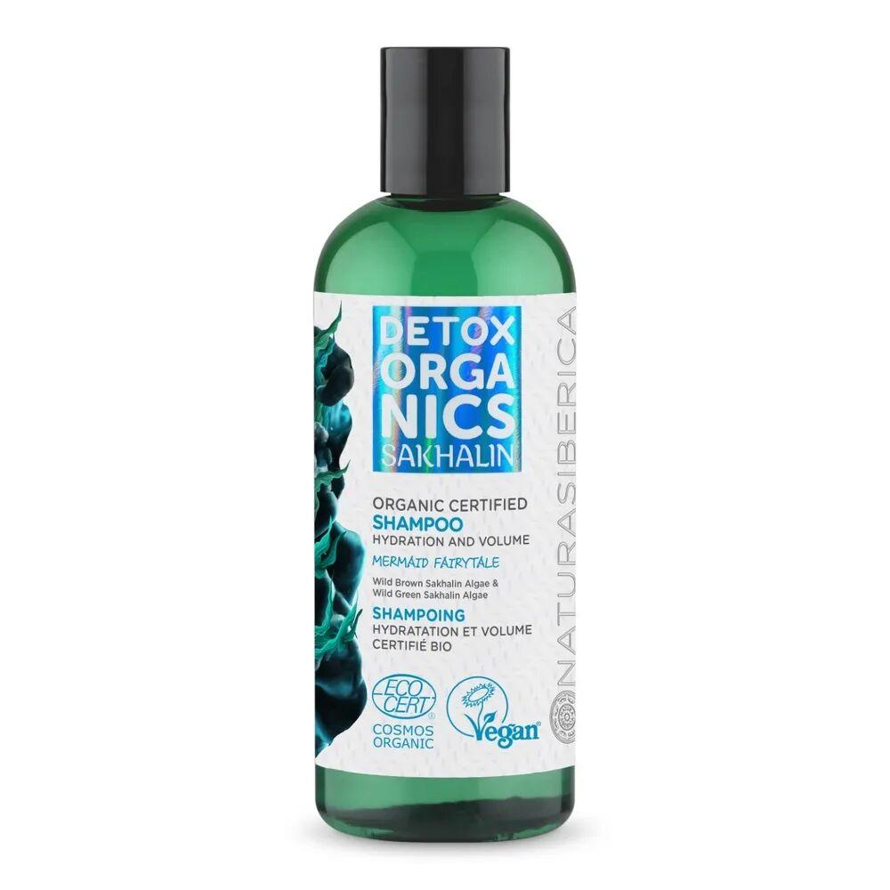 Natura Sibérica Shampoing hydratation et volume Bio Soin cheveux