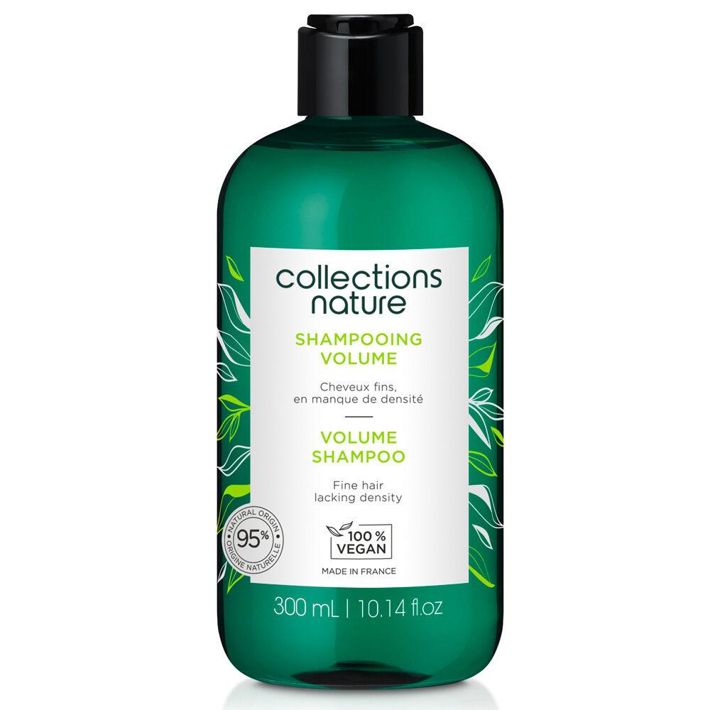 Collections Nature Shampooing Volume Idéal pour les cheveux fins en perte dedensité