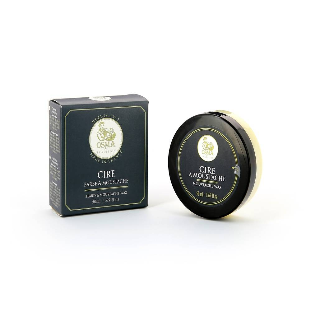 Osma Tradition Cire à Barbe et Moustache 50ml CIRE BARBE ET MOUSTACHE